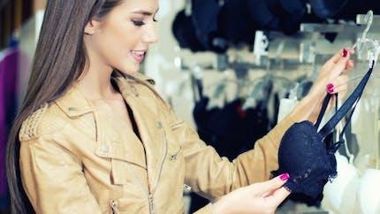 Soutien-gorge: quelle est la taille de bonnet souhaitée par les femmes?
