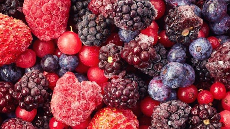 3 bonnes raisons de choisir des fruits et légumes surgelés
