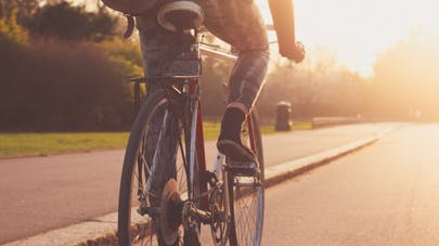 Cancer: pour réduire les risques, allez au travail à vélo!
