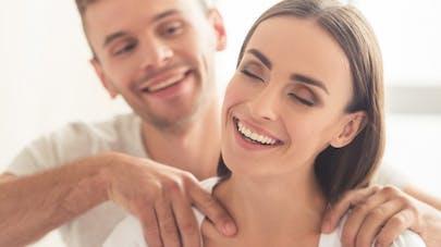 Couple: le pouvoir bénéfique des massages