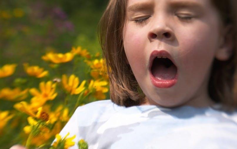 Rhinite allergique de l'enfant: quand désensibiliser?
