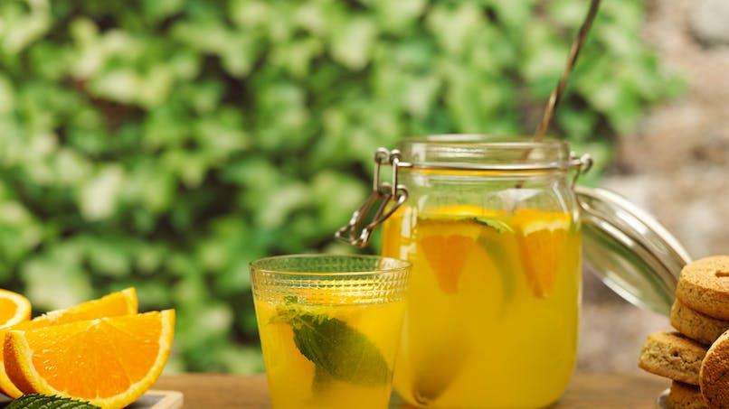 Boisson fermentée: la recette du kéfir de fruits