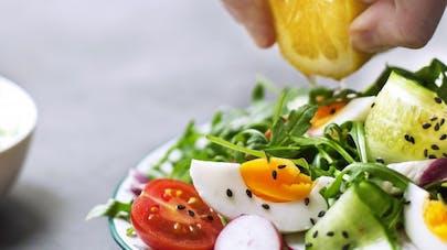 Régime sans sel: 4 journées types de menus