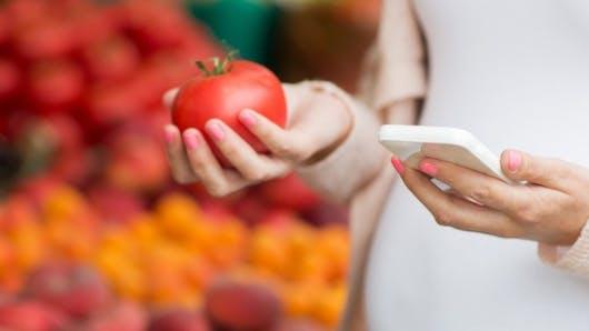 Alimentation et grossesse: une application personnalisée, la solution miracle?