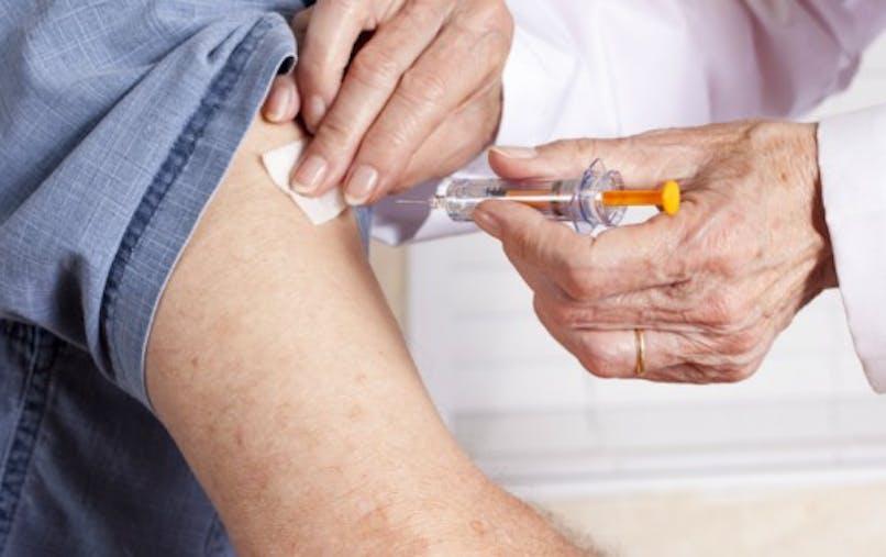Grippe: un premier essai clinique pour tester un vaccin sous forme de patch