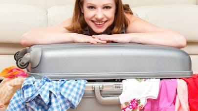 Vacances: comment faire sa valise sans stresser?