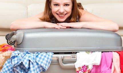 Départ en vacances : comment faire sa valise sans stresser ?