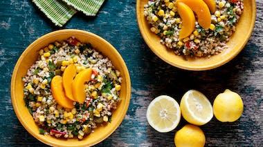 Manger végétarien et équilibré