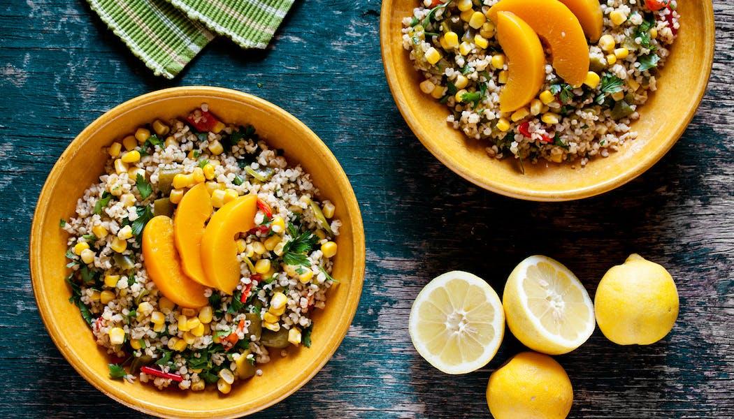 Comment manger végétarien et équilibré ?