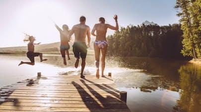 Mer, lac, rivière... les risques de baignades dans une eau de mauvaise qualité