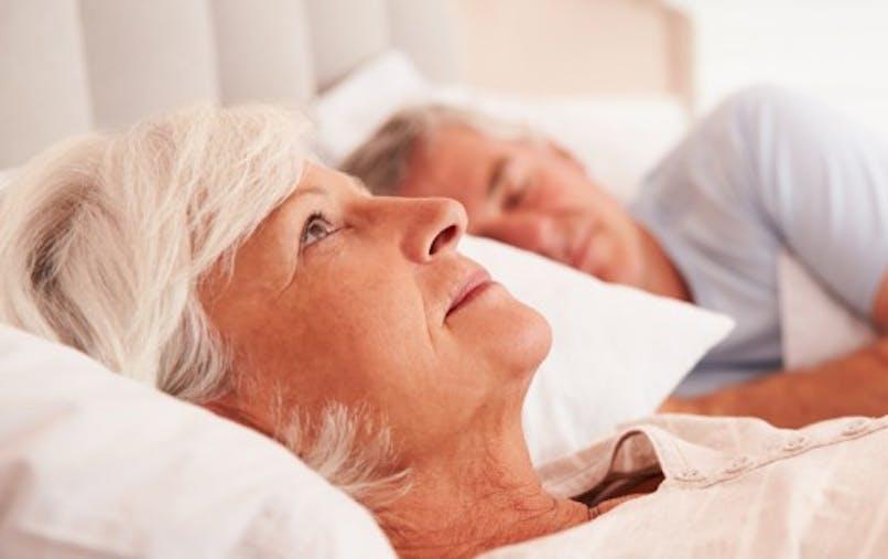 Insomnie avec l'âge: une question d'évolution?