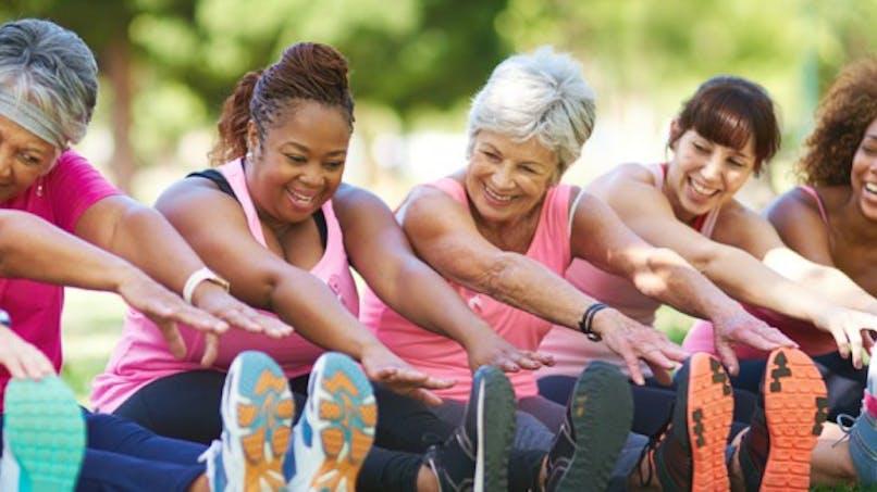 De l'activité physique pour un corps et une mémoire en forme après un cancer du sein