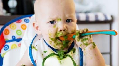 Pourquoi certains bébés sont-ils si difficiles à table?