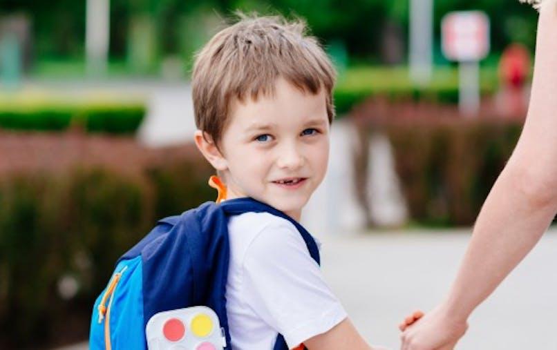 Parents: comment surmonter l'inquiétude de la première rentrée