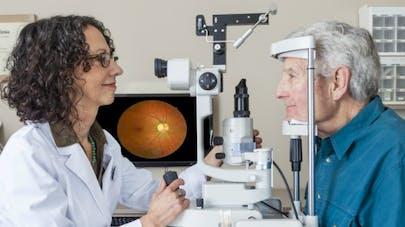 Détecter précocement la maladie d'Alzheimer grâce à la rétine