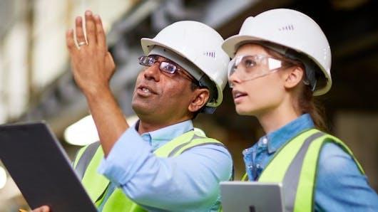 BTP: le nombre d'accidents du travail a baissé