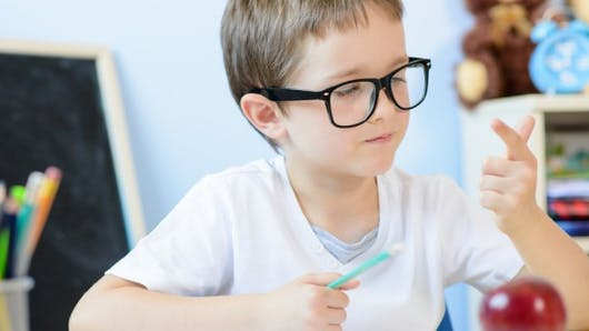 Enfant hyperactif: quand certaines tâches l'obligent à bouger