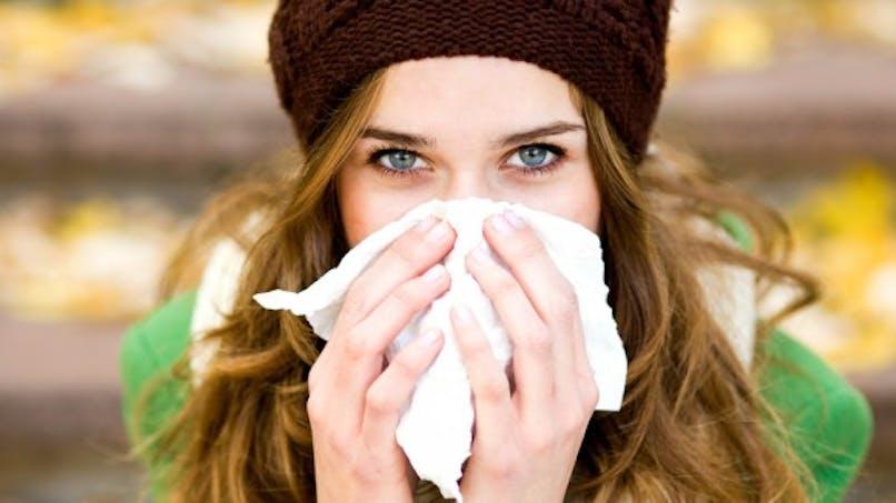 Automne: 6 astuces pour ne pas s'enrhumer
