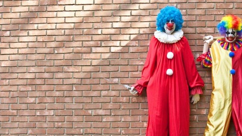 """Film """"Ça"""": mais pourquoi avons-nous peur des clowns?"""