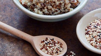 Les bénéfices du quinoa sur la peau