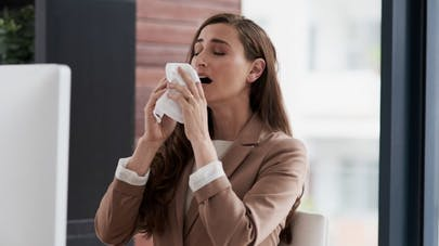 Comment se remettre rapidement d'un rhume