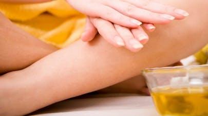 quelle huile pour hydrater le corps