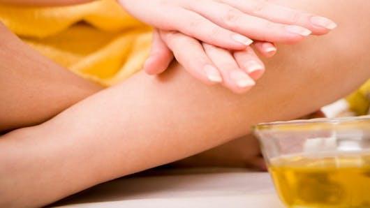 Quelle huile pour la peau de mon corps?
