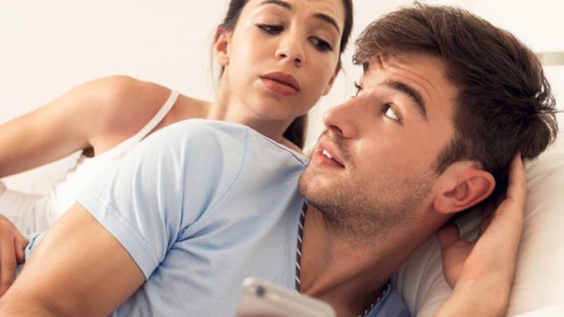 Adultère: est-ce qu'il me trompe?