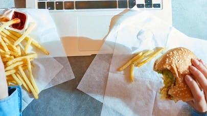 Qu'est-ce qui se passe dans notre corps quand on mange des aliments gras?