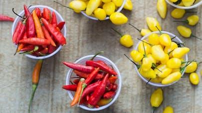 Hypertension: l'effet bénéfique des aliments épicés