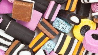 Bonbons à la réglisse: évitez les excès