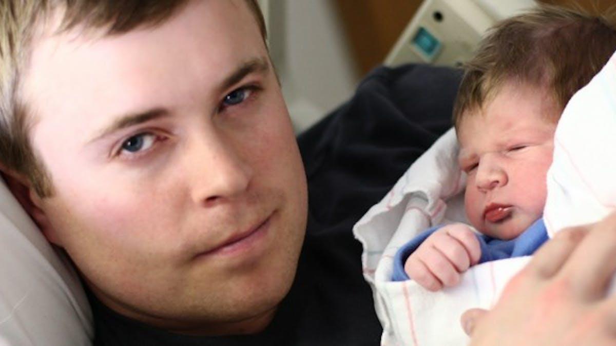 Dépression post-partum chez les pères: un tabou difficile à surmonter