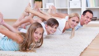 4 astuces pour pratiquer du yoga avec les enfants