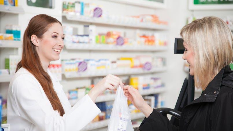 Les médicaments sans ordonnance de plus en plus chers