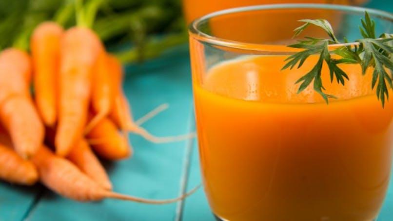 3 bonnes raisons de boire du jus de carotte