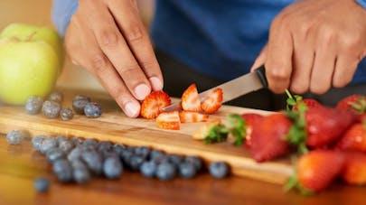 Pour vieillir de bonne humeur, mangez des fruits et des légumes!