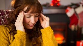 Comment éviter la migraine à Noël
