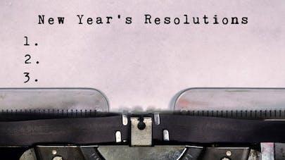 Nouvel An: mieux comprendre les bonnes résolutions les plus communes