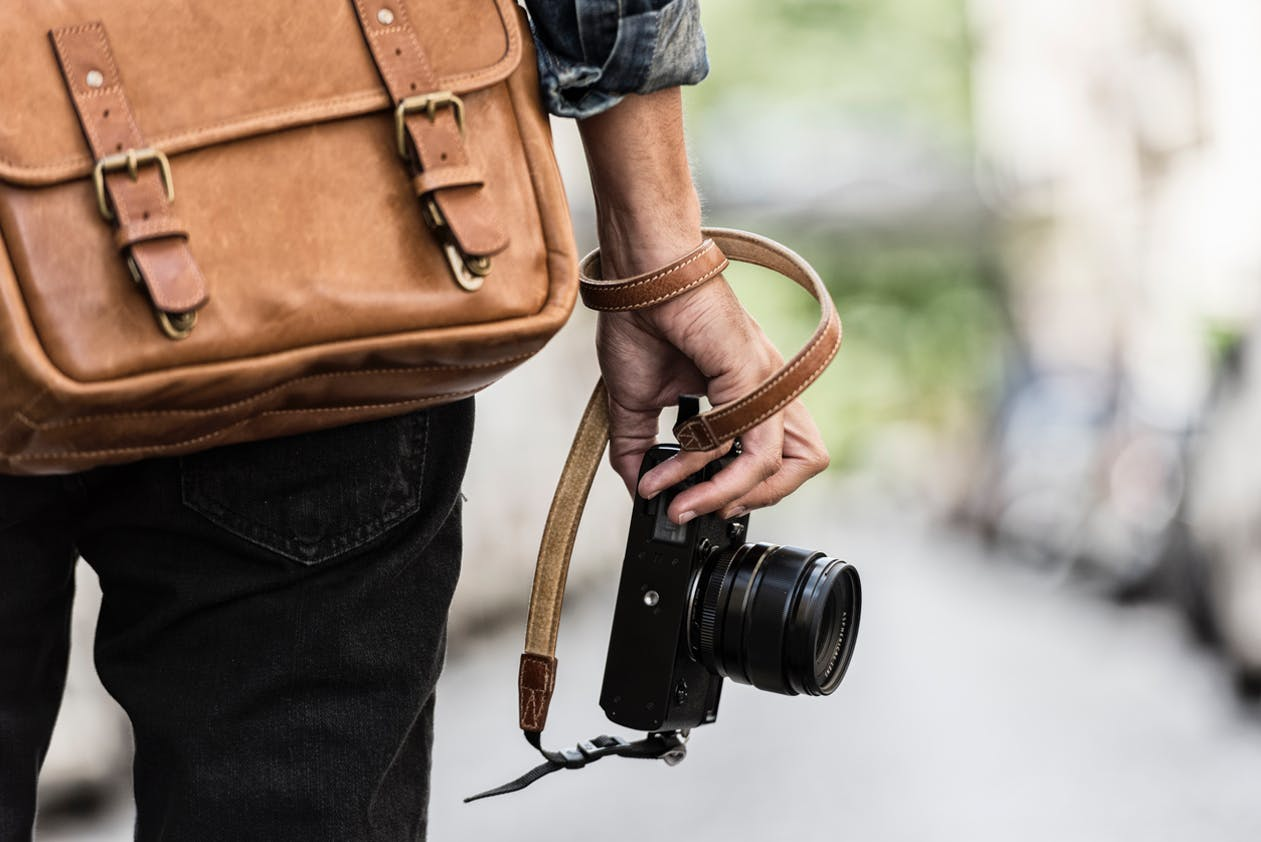Observer et prendre des photos pour s'ancrer dans le présent