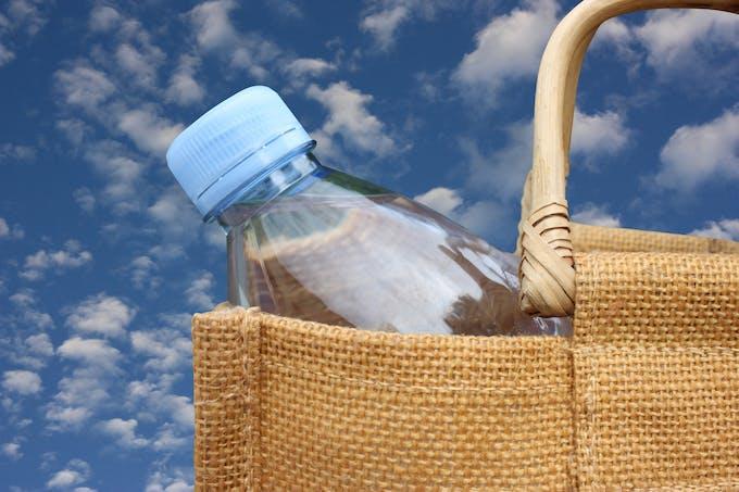 Avoir toujours avec soi une bouteille d'eau