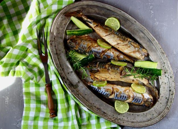 Les poissons gras entretiennent la solidité et la souplesse des tendons
