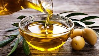 On privilégie les huiles de colza, de noix ou d'olive