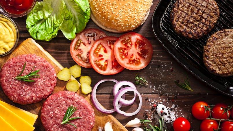 Le steak haché à 5 % de MG, anti-fatigue