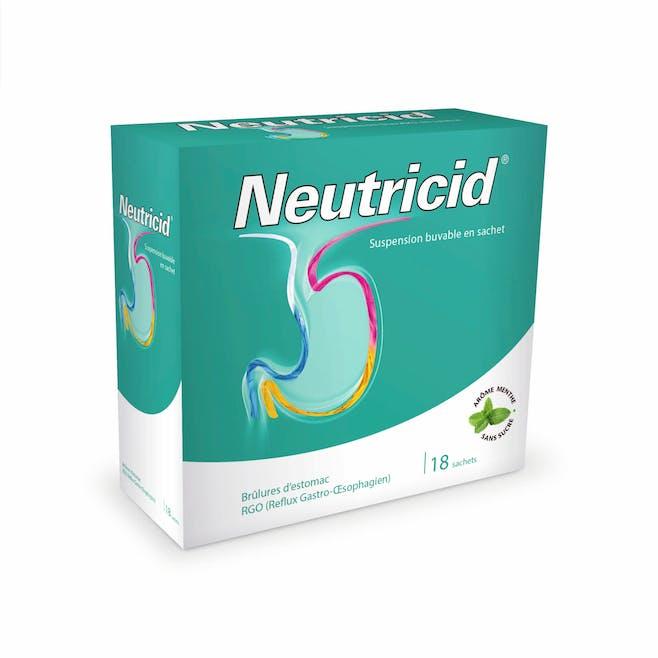 Neutricid suspension buvable en sachets