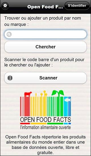 Open Food Fact