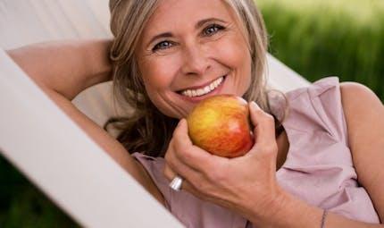Vieillissement des poumons: les fruits le ralentissent