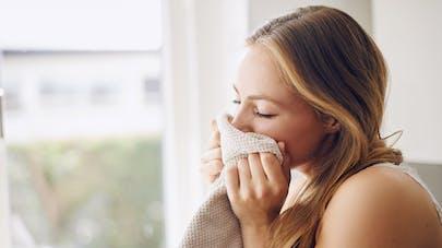 Stress: sentir l'odeur de son partenaire pourrait le diminuer