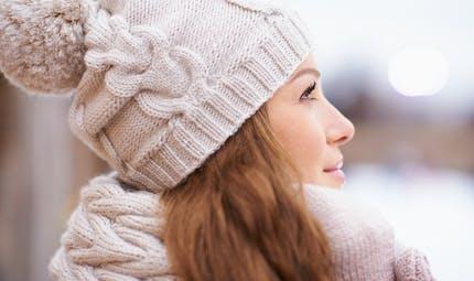 Pourquoi notre nez coule-t-il tout le temps l'hiver?