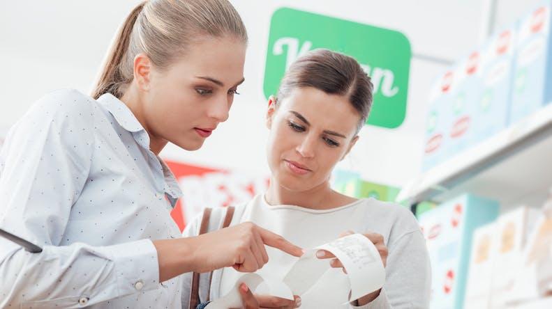 Soldes : les tickets de caisse nuiraient à la fertilité