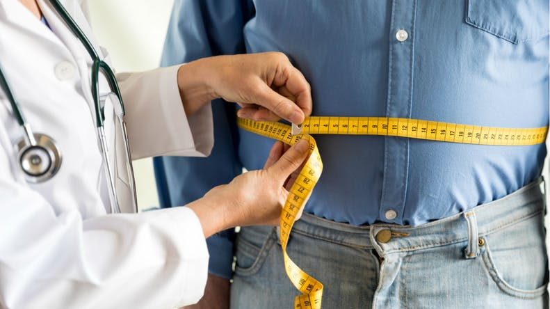 Les dangers d'un tour de taille élevé, peu importe l'indice de masse corporelle